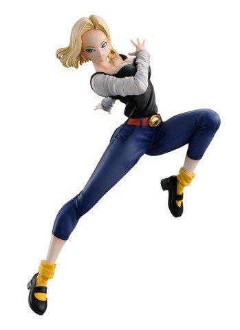 Dragon Ball Gals Dragon Ball Z Android #18 Ver.IV