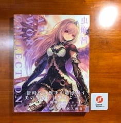 Artbook Mushimaro Artwork Collection