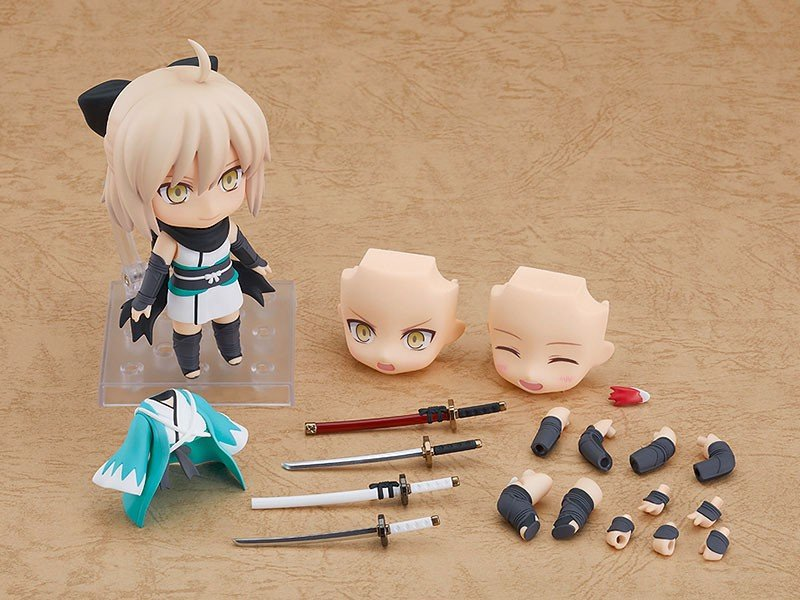 Nendoroid Fate/Grand Order Saber/Souji Okita Ascension Ver