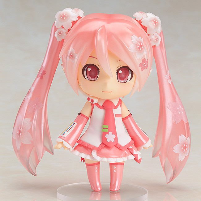 Nendoroid Miku Sakura Bloom In Japan