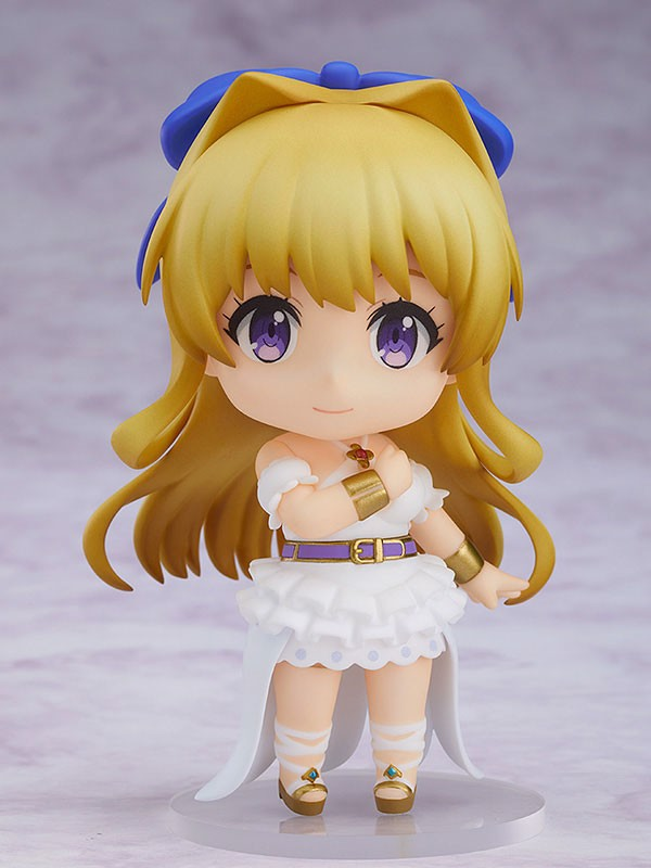Nendoroid The Hero is Overpowered but Overly Cautious Ristarte
