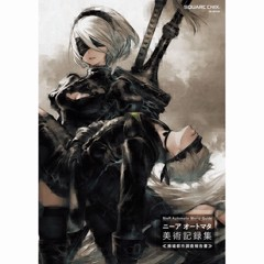 |SÁCH| NIER:AUTOMATA WORLD GUIDE AND ARTBOOK