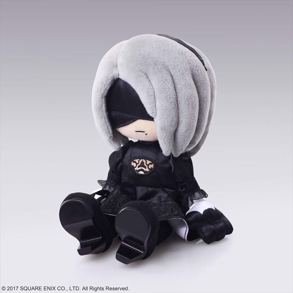 NieR:Automata Action Doll YoRHa No.2 Type B