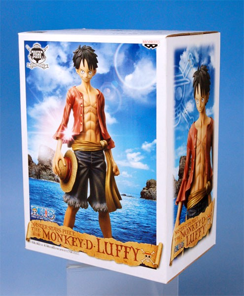 ONE PIECE MASTER STARS PIECE - THE MONKEY D. LUFFY