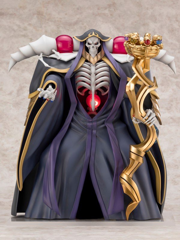Overlord - Ainz Ooal Gown - 1/7