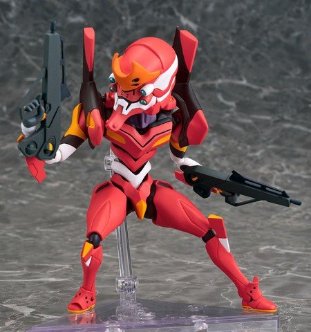Parfom R! Rebuild of Evangelion Evangelion UNIT-02 Posable Figure