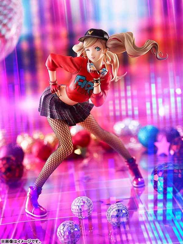 Persona 5 Dancing in Starlight Ann Takamaki 1/7