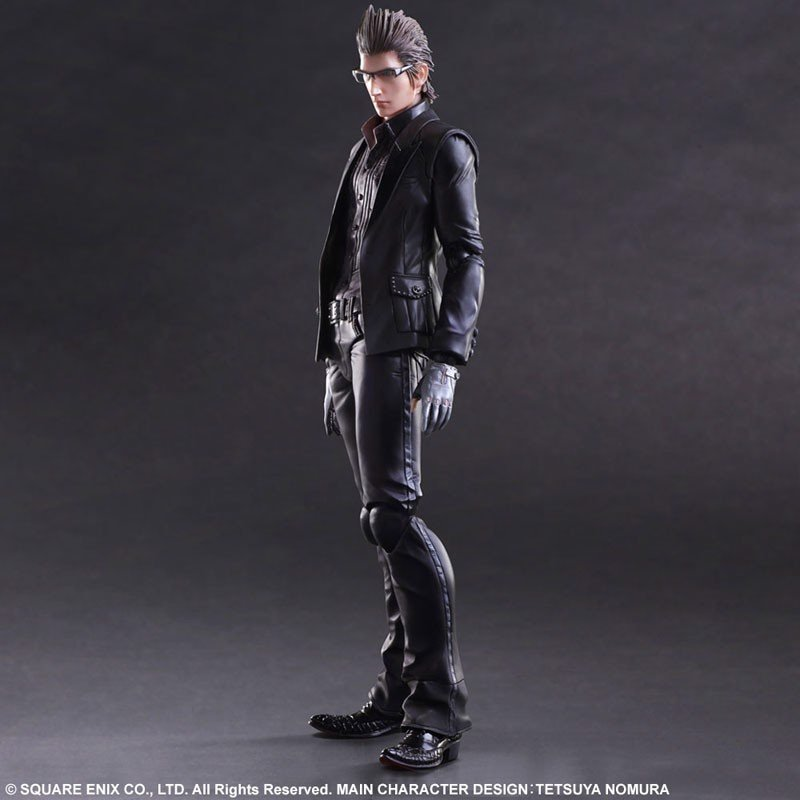 Play Arts Kai - Final Fantasy XV: Ignis