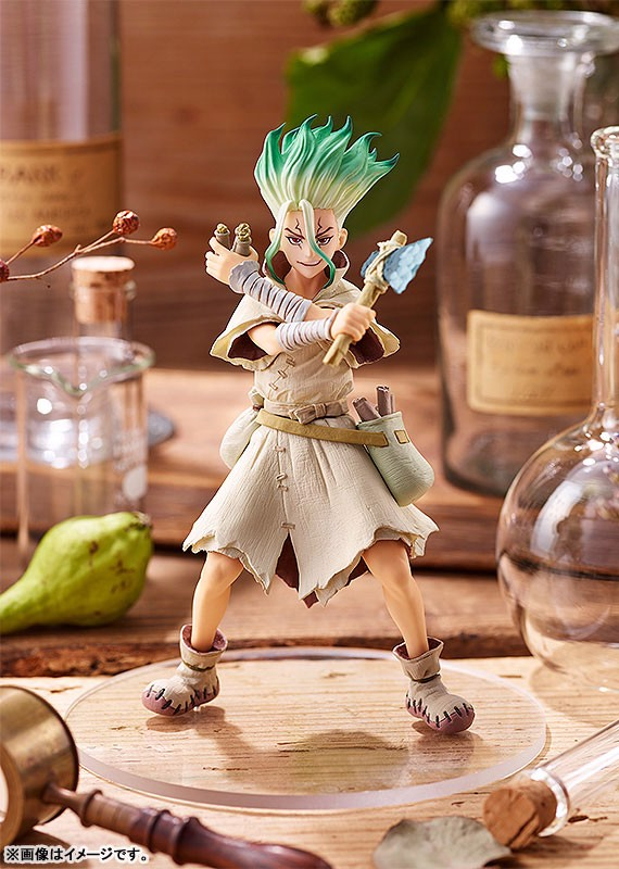 POP UP PARADE Dr. STONE Senku Ishigami Complete Figure