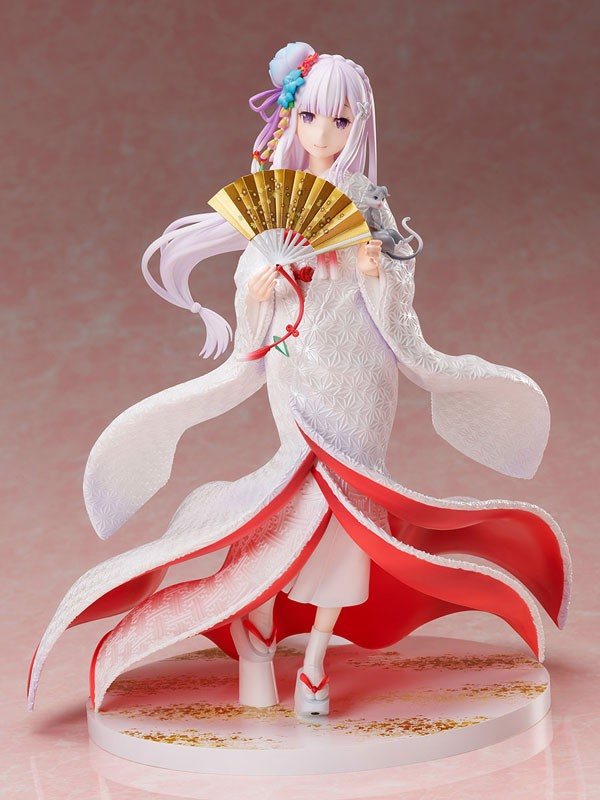 Re:ZERO -Starting Life in Another World- Emilia -Shiromuku- 1/7