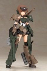 Master File BOX Frame Arms Girl Gourai Kai Ver.2 Type 10 Color