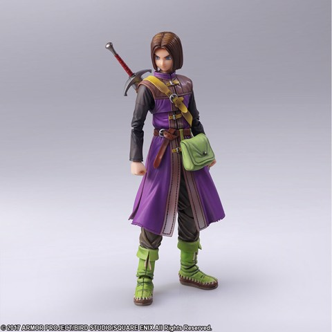 Dragon Quest XI Sugisarishi Toki wo Motomete - BRING ARTS: Hero