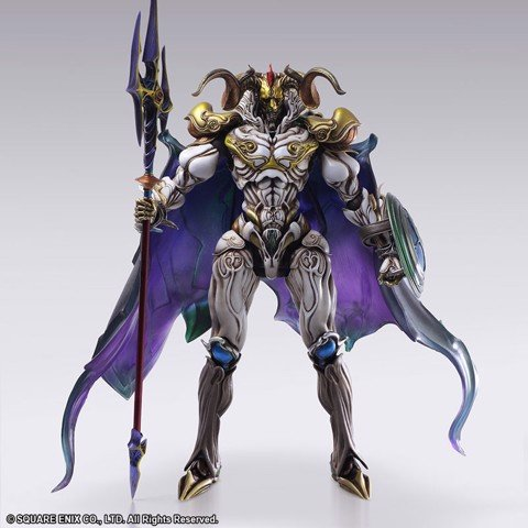 Final Fantasy Creatures - Bring Arts: Odin
