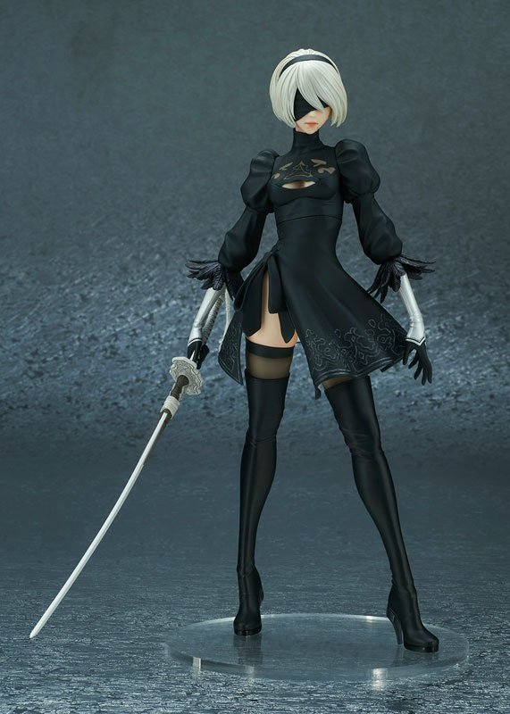 NieR: Automata 2B (YoRHa No.2 Type B) Regular Edition
