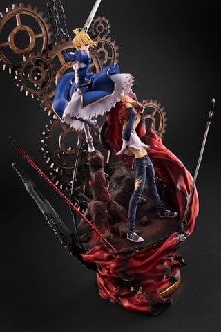 FATE/STAY NIGHT 15TH ANNIVERSARY FIGURE - KISEKI - LIMITED EDITION
