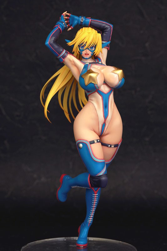 Suketto Sanjou!!! Sandy Bash (Star Mask Ver.) 1/6