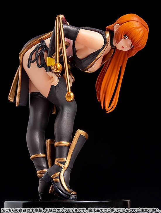 PLAMAX MF-32 minimum factory Dead or Alive Kasumi C2 Black ver. 1/20