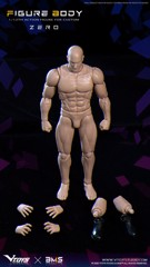 VTOYS x BMS VSD003 1/12 Scale Posable Figure Body Zero