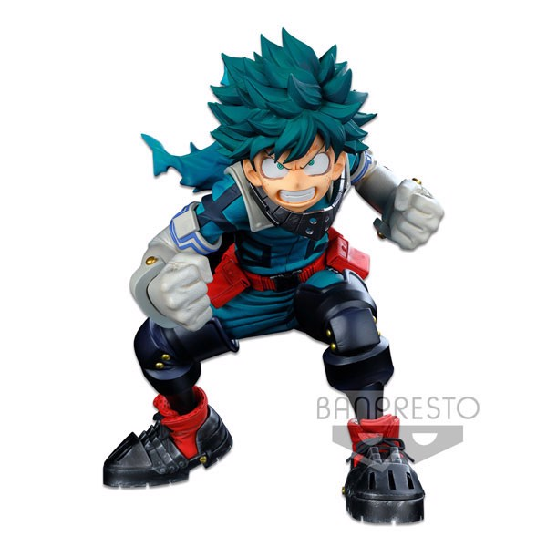 My Hero Academia BWFC Zoukei ACADEMY SUPER MASTER STARS PIECE THE IZUKU MIDORIYA (THE BRUSH) (Game-prize)