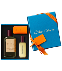 Atelier Cologne Orange Sanguine Giftset 100ml + 30ml With Case