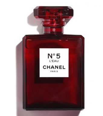 Nước hoa Chanel No.5 L'eau Red Limited Edition