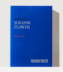 Frederic Malle Rubber Incense Jurassic Flower