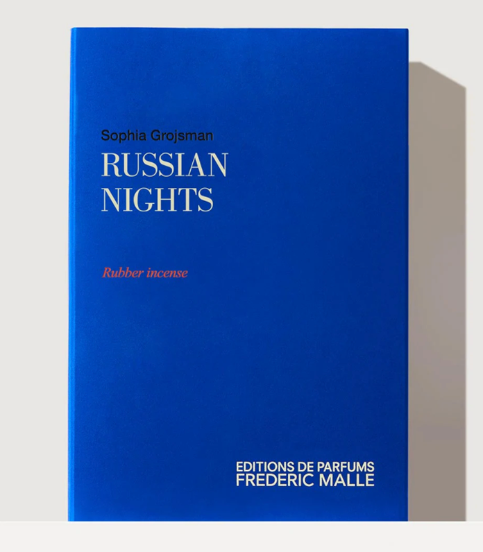 Frederic Malle Rubber Incense Russian Night