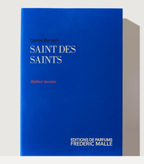 Frederic Malle Rubber Incense Saint Des Saints