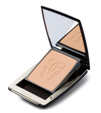 Guerlain Parure Gold Gold Radiance Powder Foundation Rejuvenating Effect SPF 15 - PA++- Phấn nền cao cấp chiết xuất vàng 24k
