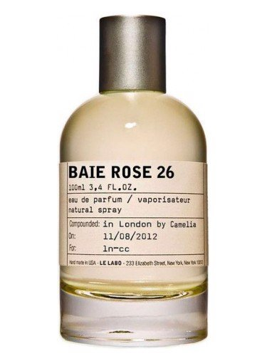 Le Labo Baie Rose 26 (Chicaro City Exclusive)