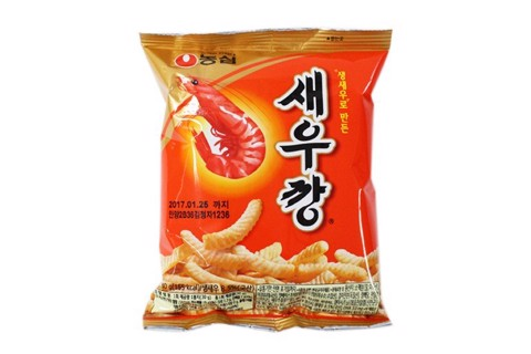 새우깡 미니 30g/ Snack tôm mini 30g
