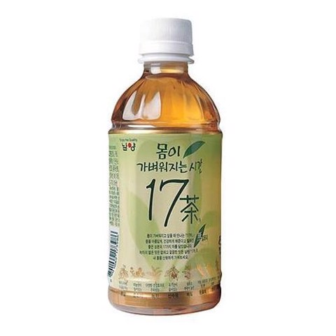 17차 340ml/ Trà 17 Namyang 340ml