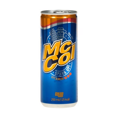 맥콜캔250ml/ Nước coca mc col