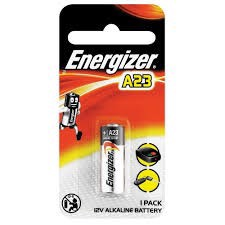 PIN ENERGIZER A23 BP1