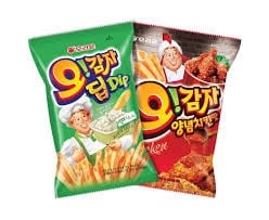 오감자/ snack chicken
