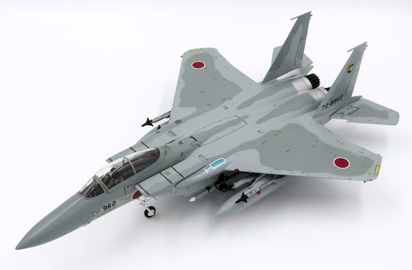 Mô Hình Máy Bay Japan Air Self-Defense Force F-15J Eagle 72-8962 | JC Wings 1:72
