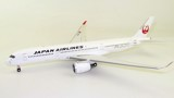 Mô Hình Máy Bay Japan Airlines Airbus A350-900 JA02XJ Siver Titles | InFlight 1:200