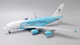 Mô Hình Máy Bay HiFly Airbus A380 9H-MIP Save The Coral Reefs | JC Wings 1:200