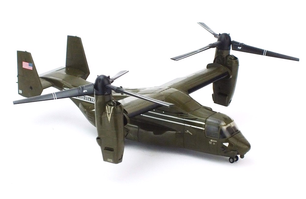 Mô Hình Máy Bay United States Marine Corps Boeing V-22 Osprey Presidential Flight | Air Force 1 1:72