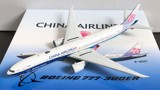 Mô Hình Máy Bay China Airlines Boeing 777-300ER B-18007 | Aviation 1:400