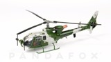 Mô Hình Máy Bay British Army Aerospatiale Gazelle ZB692 | Aviation 1:72