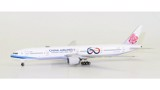 Mô Hình Máy Bay China Airlines Boeing 777-300ER B-18006 60th Anniversary | Aviation 1:400
