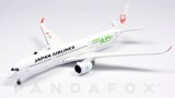 Mô Hình Máy Bay Japan Airlines Airbus A350-900 JA03XJ Green Titles | JC Wings 1:400