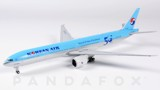 Mô Hình Máy Bay Korean Air Boeing 777-300ER HL8008 | JC Wings 1:400