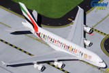Emirates Airbus A380 A6-EVB Year of Tolerance GeminiJets 1:400 GJUAE1959