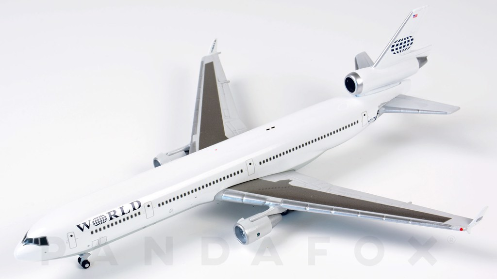 Mô Hình Máy Bay World Airways MD-11 N277WA | GeminiJets 1:400