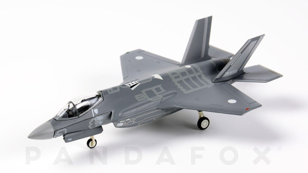 Mô Hình Máy Bay Japan Air Self-Defense Force F-35 79-8705 | Herpa 1:200
