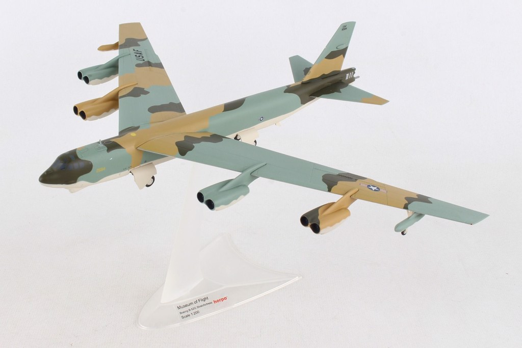 United States Air Force B-52 Herpa 1:200 HE559294