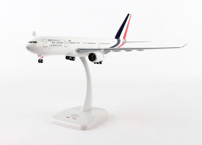 Mô Hình Máy Bay French Air Force Airbus A330-200 F-RARF | Hogan 1:200