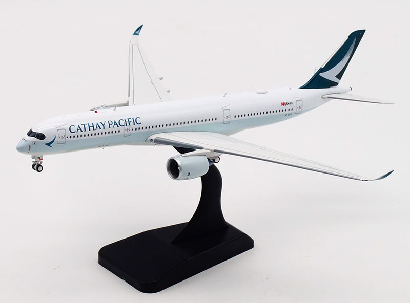 Mô Hình Máy Bay Cathay Pacific Airbus A350-900 B-LRU | Aviation 1:400